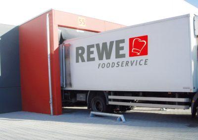 Rewe, Ulm