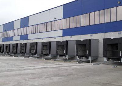 Logistic center in Bolesławiec