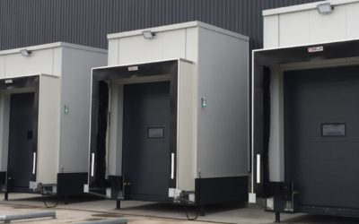 First PROMStahl-ISOCube docking system installed in France
